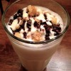 Samoa Milkshake. Hello Beautiful.