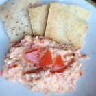 Garlic & Bell Pepper Dip