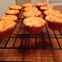 Almond Flour Cheese Biscuits