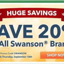 Swansons Savings