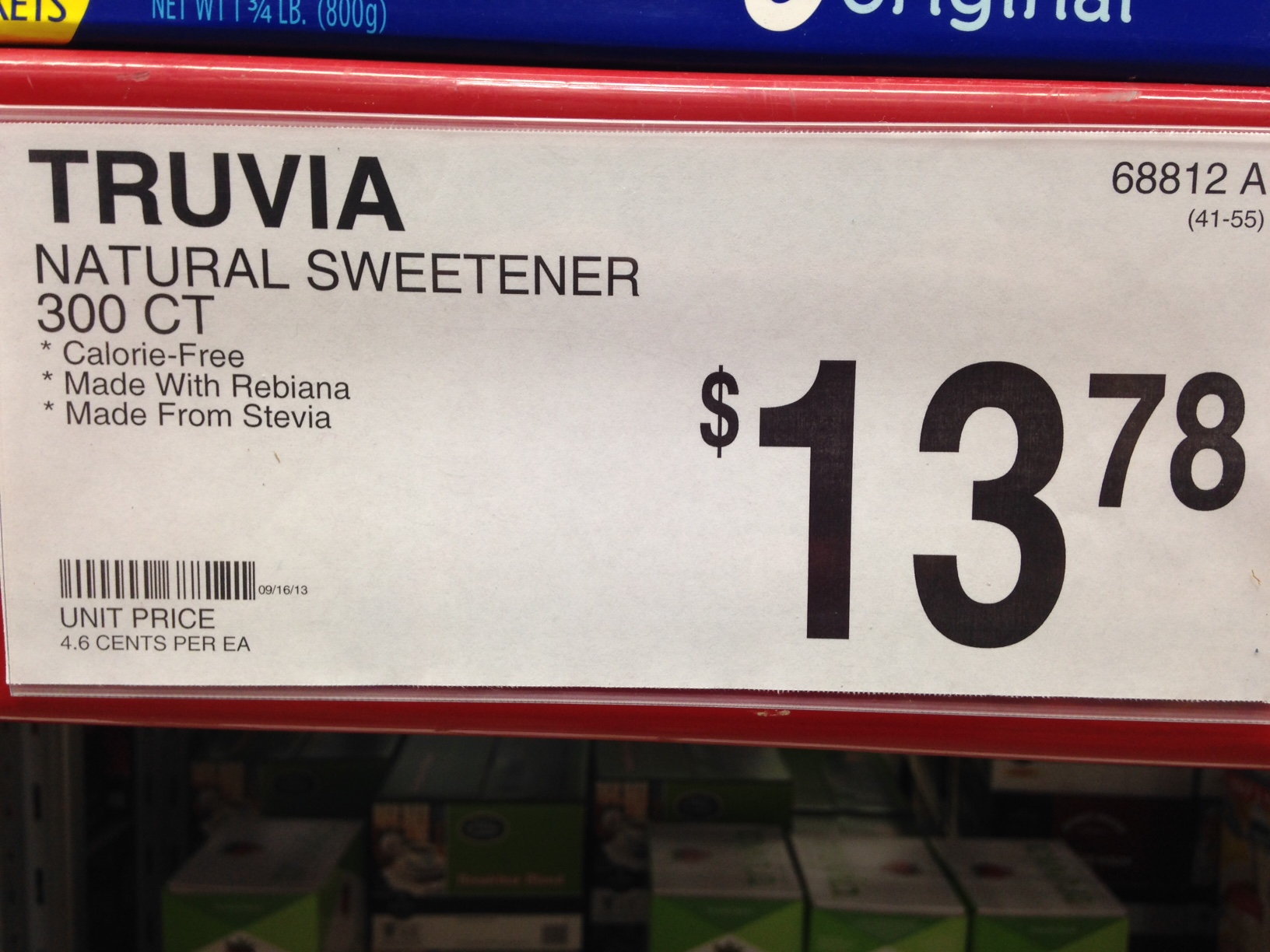New Truvia Price At Sams Club Jen Saves